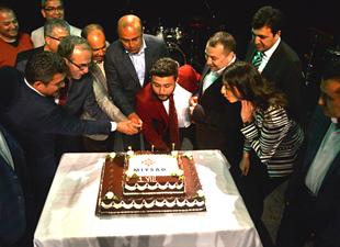 MİYSAD 1. Yılını Mersinli Yıldızlar ile kutladı