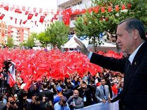 Cumhurbaşkanı Erdoğan bir kez daha muhalefete yüklendi