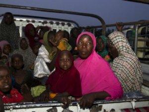 Boko Haram'dan kurtulan kadınlar yaşadıkları dehşeti anlattı