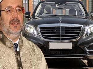 Çok konuşulmuştu: Mehmet Görmez 1 milyonluk makam aracını iade ediyor
