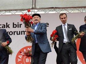 CHP Genel Başkanı Kılıçdaroğlu'ndan Erdoğan'a çok sert cevap