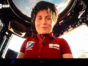 Uzayda ilk espressoyu İtalyan astronot yudumladı