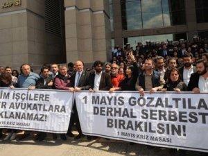 1 Mayıs soruşturmasında 19 kişi tutuklandı