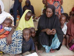 Boko Haram'dan kurtarılan kızların 200'den fazlası hamile