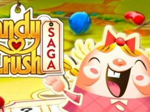 Candy Crush Saga'nın Windows Phone sürümü güncellendi!