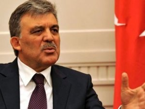 Abdullah Gül'den son yorum: Kapandı o iş