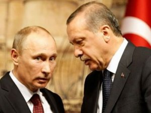 Erdoğan'dan Putin'e ret