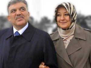 Ahmet Davutoğlu'na bir tepki de Hayrünnisa Gül'den