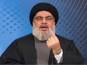 """Hasan Nasrallah: """"El Nusra'ya saldıracağız"""""""