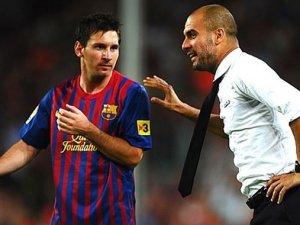 Messi'den ilginç Guardiola açıklaması