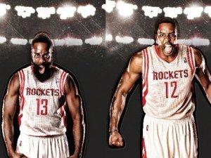 Rockets'i Harden sırtladı