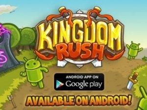 Kingdom Rush Tower Defense ücretsiz olacak