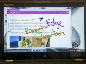 Microsoft Edge kime gelecek?