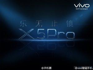 Vivo X5 Pro'nun özellikleri neler olacak?