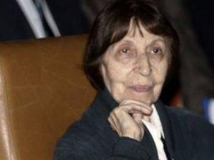 Rahşan Ecevit GATA'da tedavi altına alındı