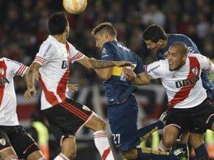 River Plate, Boca Juniors'u 1-0 yendi