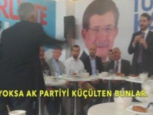 AKP'li vatandaştan AKP'ye yolsuzluk tepkisi