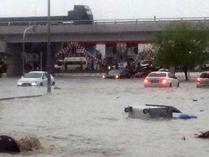 Meteoroloji'den 7 ile daha kuvvetli yağış uyarısı