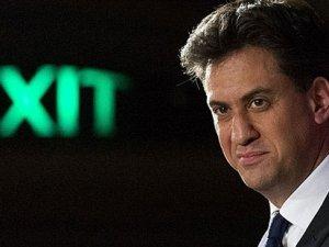 İngiltere'de seçimi kaybeden İşçi Partisi lideri istifa etti
