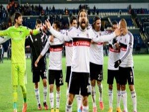 Beşiktaş liderlik için sahada