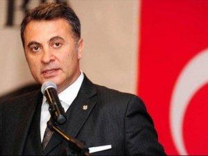 Beşiktaş Divan Kurulu yapılıyor