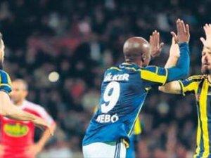 Fenerbahçe 11'inde 3 değişiklik!