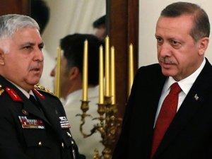 Cumhurbaşkanı Erdoğan'dan Necdet Özel'e 'geçmiş olsun' telefonu