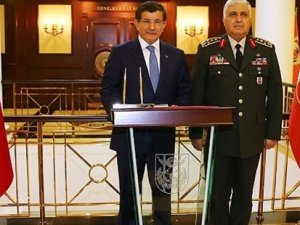 Başbakan Davutoğlu açıkladı, Necdet Özel emekliye mi ayrılıyor?