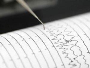 Bursa'da 3.9 büyüklüğünde deprem
