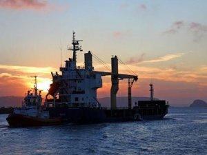 Türk gemisi Akdeniz'de bombalandı: 1 Ölü!