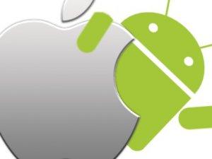 Android dışarı iOS içeri!