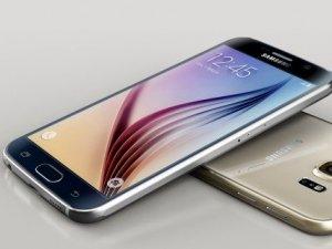 Samsung Galaxy S6'da mor leke problemi!