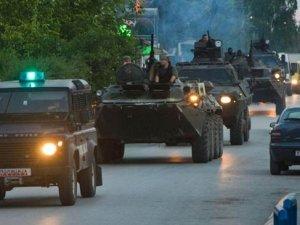 Makedonya'daki çatışmada ölü sayısı 22'ye yükseldi