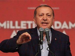 Erdoğan'dan Diyanet Başkanı'na: Sen niye satıyorsun o Mercedes'i, bu şaklabanlara bakma!