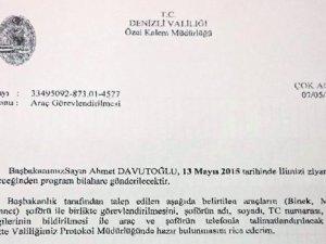 Muharrem İnce'den Edirne Valisi'ne tepki