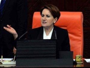 MHP'li Meral Akşener'den kaset tepkisi: Müslüman görünümlü münafıklar!