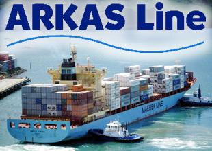 Arkas Line Batı Akdeniz ve Karadeniz limanları arasındaki rotasyonu değiştirildi