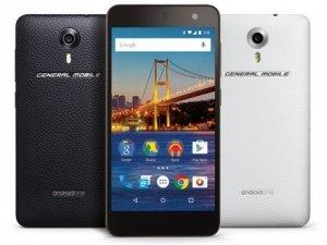 General Mobile 4G, Türkiye'de AndroidOne ile tanıtılan ilk cihaz oldu
