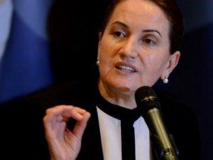 Sosyal medyada Meral Akşener'e destek tweetleri
