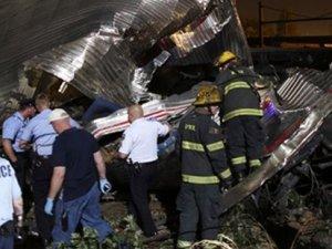 ABD'de korkunç tren kazası: 5 kişi hayatını kaybetti