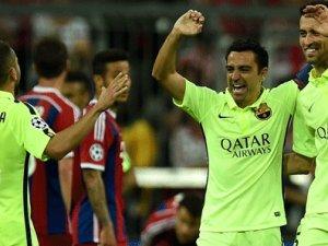 İlk finalist Barcelona oldu