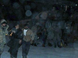 Van'da 6'sı çocuk 7 kişi donarak öldü!