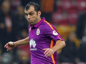 Pandev'den Galatasaray'a veda
