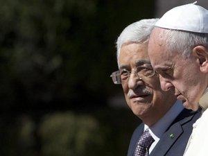 Vatikan, Filistin'i resmen tanıdı
