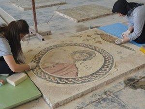 Hatay Arkeoloji Müzesi'nden restorasyon savunması