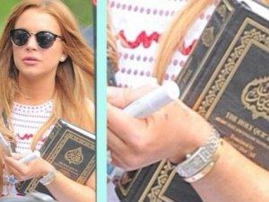 Lindsay Lohan Müslüman mı oluyor?
