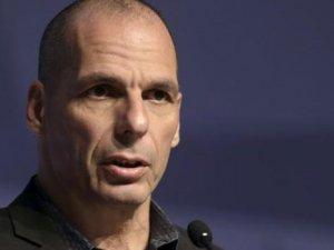 Yunan Maliye Bakanı borçlarının ertelenmesini istedi