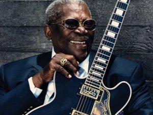 Blues'un efsane ismi B. B. King hayatını kaybetti
