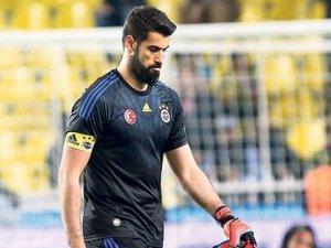 """Volkan Demirel: """"Futbolu bırakırım"""""""