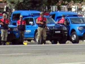 Jandarmaya MİT TIR'ı operasyonu